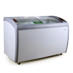 Congelador exhibidor de 9.2 pies cubicos MARCA PREMIUM