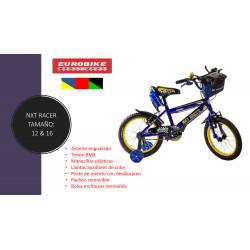 Bicicleta para niño o niña N.16 MARCA URBAN