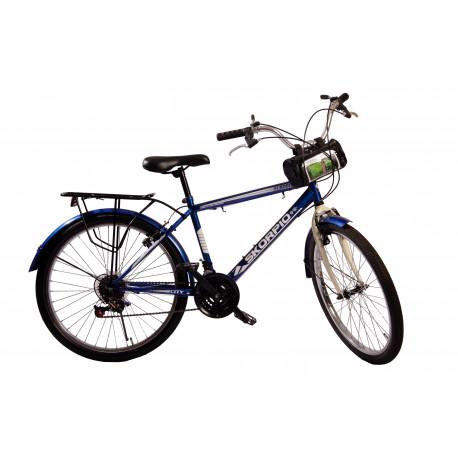 Bicicleta de Alumino para adulto N.24 de 18 velocidades MARCA URBAN