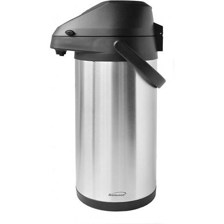 Thermo de 3.5 litro con dispensador MARCA BRENTWOOD