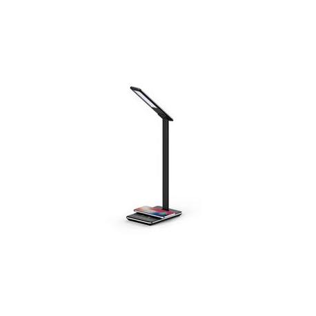 Lámpara LED de escritorio y cargador MARCA SUPERSONIC