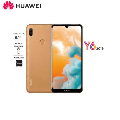 Celular Y6-2019 MARCA HUAWEI