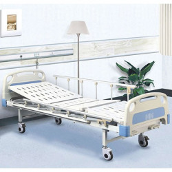 Cama hospitalaria 2 movimentos manual MARCA ABM MEDICAL CARE