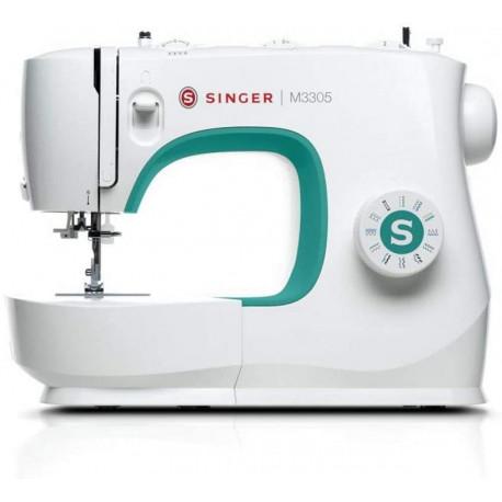 Maquina de coser de 23 puntadas MARCA SINGER