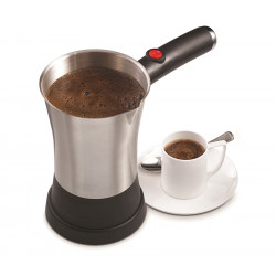 Cafetera turca eléctrica de acero inoxidable 5 tazas MARCA BRENTWOOD