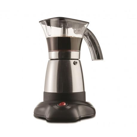 Cafetera Espresso y Moka eléctrica de 6 Tazas MARCA BRENTWOOD