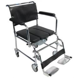 Silla de ruedas con baño integrado MARCA ABM MEDICAL CARE