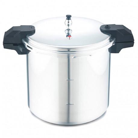 Olla de presión de 23 litros de aluminio MARCA PRESTO