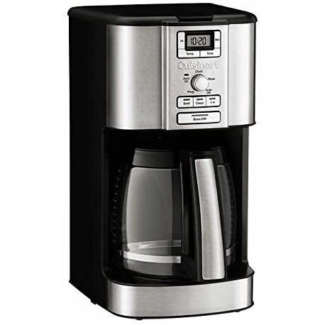 Cafetera de 14 tazas programable MARCA CUISINART