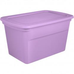 Caja con tapa de 30 galones MARCA STERILITE