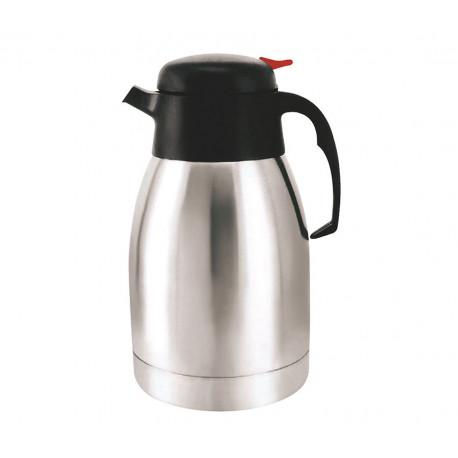 Jarra para café 1.5 Litro de acero inoxidable MARCA BRENTWOOD