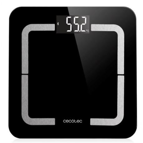 Bascula de baño para peso corporal Precision 9500 smart Healthy MARCA CECOTEC