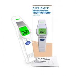 Termómetro infrarrojo sin contacto MARCA ALPHAMED