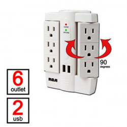 Protector electrico MARCA RCA