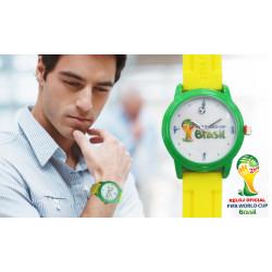 Reloj de pulcera de colección BRASIL 2014