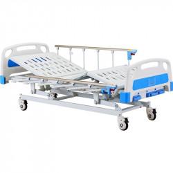 Cama hospitalaria 3 movimientos manual MARCA ABM MEDICAL CARE