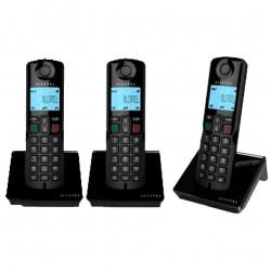 Teléfono Trio Inalambrico MARCA ALCATEL