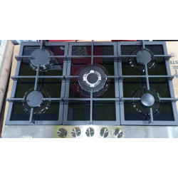 Estufa de 5 hornillas empotrable de gas MARCA PREMIERE BY ABM