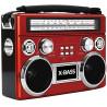 Radio Linterna portátil y Bluetooth MARCA SUPER SONIC