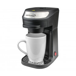 Cafetera individual con taza MARCA BRENTWOOD
