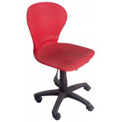silla secretarial concha plástica MARCA ABM