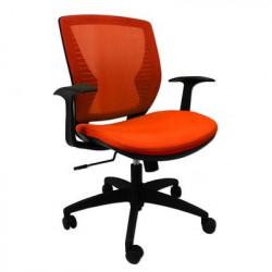 silla semi-ejecutiva respaldo mesh MARCA ABM