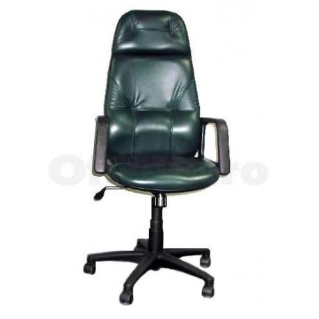 silla gerencial o presidencial con brazos en la increible abm