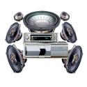 Car audio y accesorios