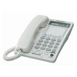 Telefono de escritorio 2 lineas MARCA PANASONIC
