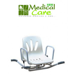 Silla para ducha MARCA ABM MEDICAL CARE