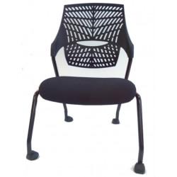 silla de espera con rodos MARCA ABM