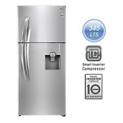 Refrigerador de 14 pies cúbicos c/dispensador de agua MARCA LG