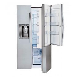 Refrigerador de 26 pies cúbicos side by side MARCA LG