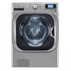 Lavadora de ropa de 55 libras carga frontal MARCA LG