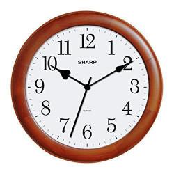 """Reloj de pared 12"""" MARCA SHARP"""