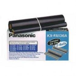 Film para fax de 220 mts MARCA PANASONIC