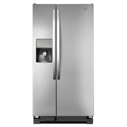 Refrigerador de 22 pies side by side MARCA WHIRLPOOL