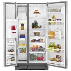 Refrigerador de 25 pies side by side MARCA WHIRLPOOL