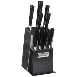 Set de 11 cuchillos con base MARCA CUISINART