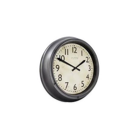 Reloj de pared de 40 cm Gris Pulido MARCA LA CROSE
