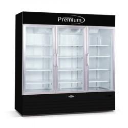 """Refrigerador exhibidor vertical """"MARCA PREMIUM"""" Modelo PRN537DX"""