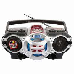 Radio grabadora portatil MARCA RCA