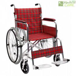 Silla de ruedas MARCA ABM MEDICAL CARE